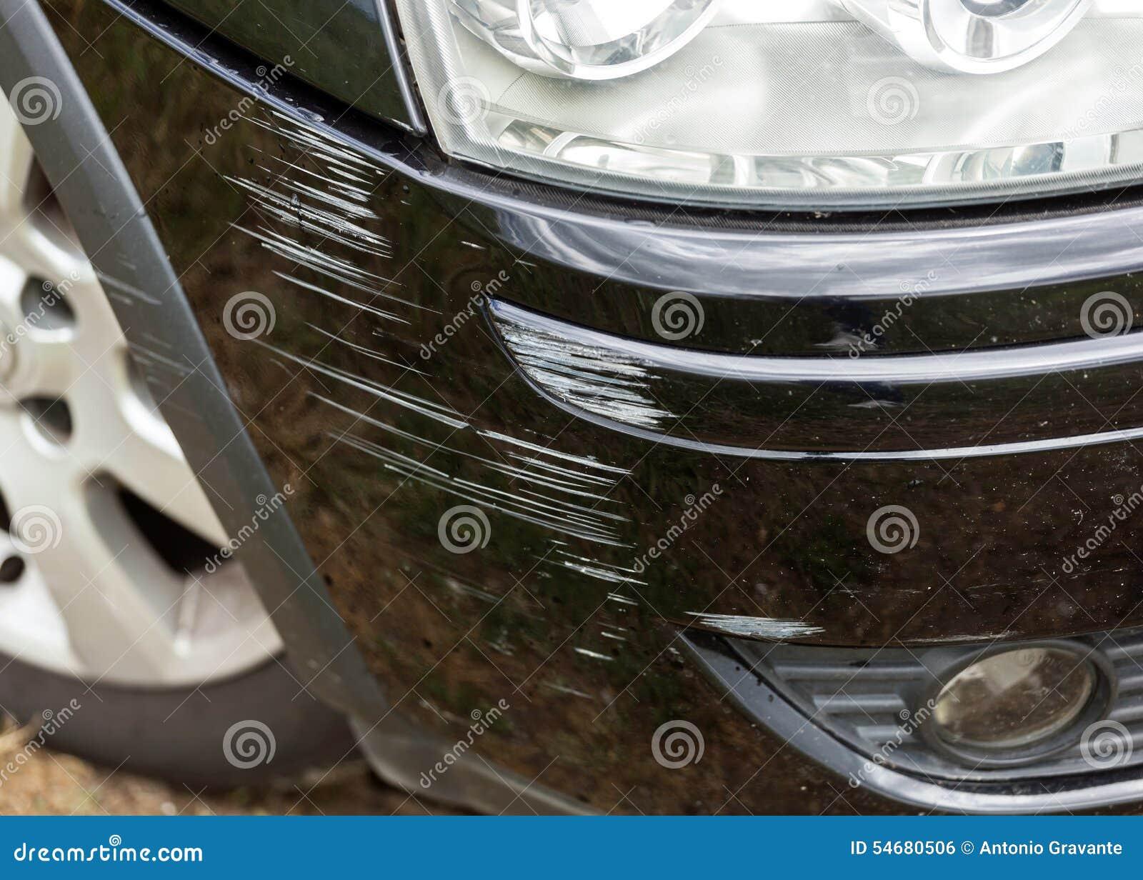 bumper car scratched stock photo image 54680506. Black Bedroom Furniture Sets. Home Design Ideas