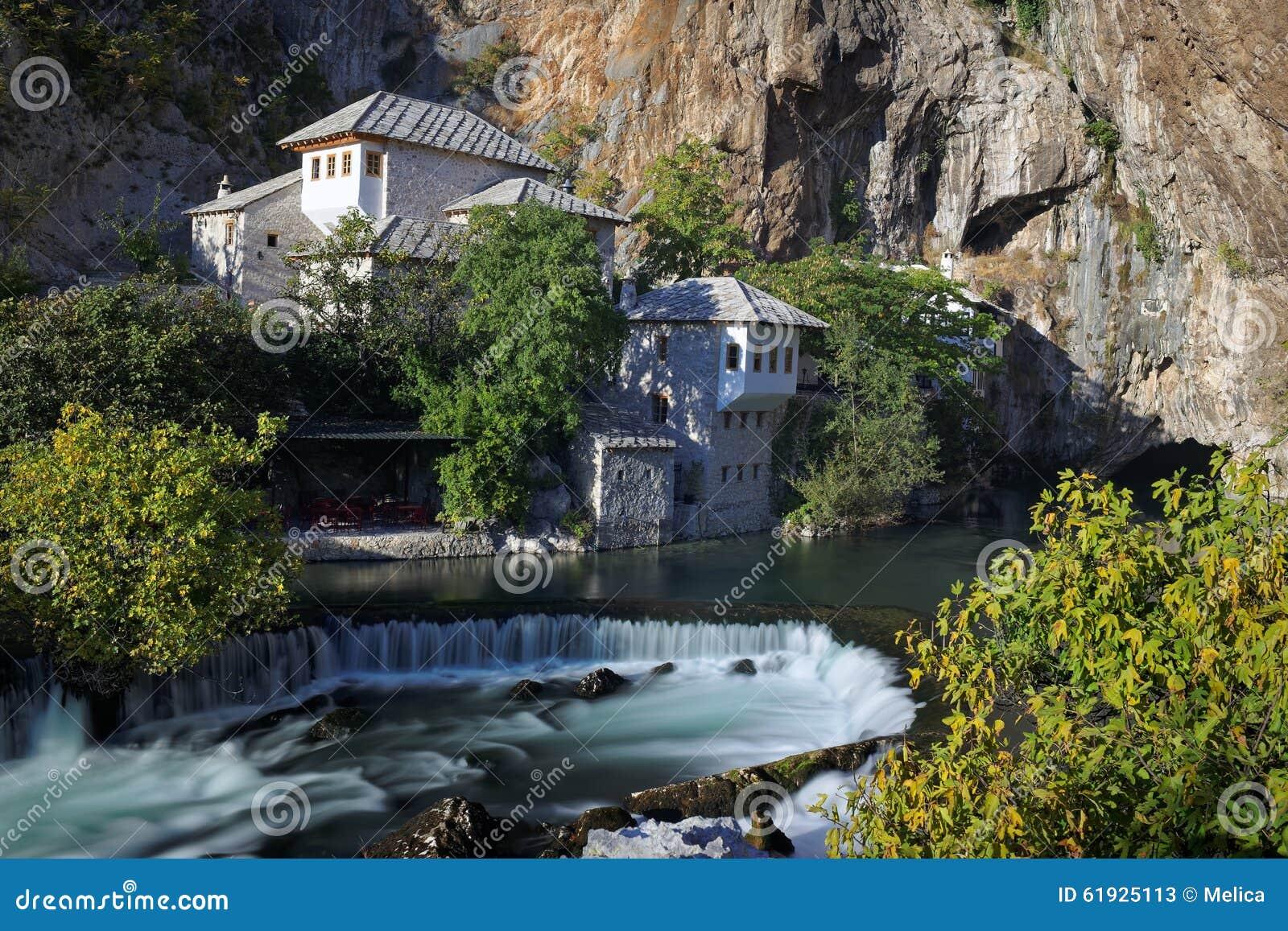 Buna river, Bosnia