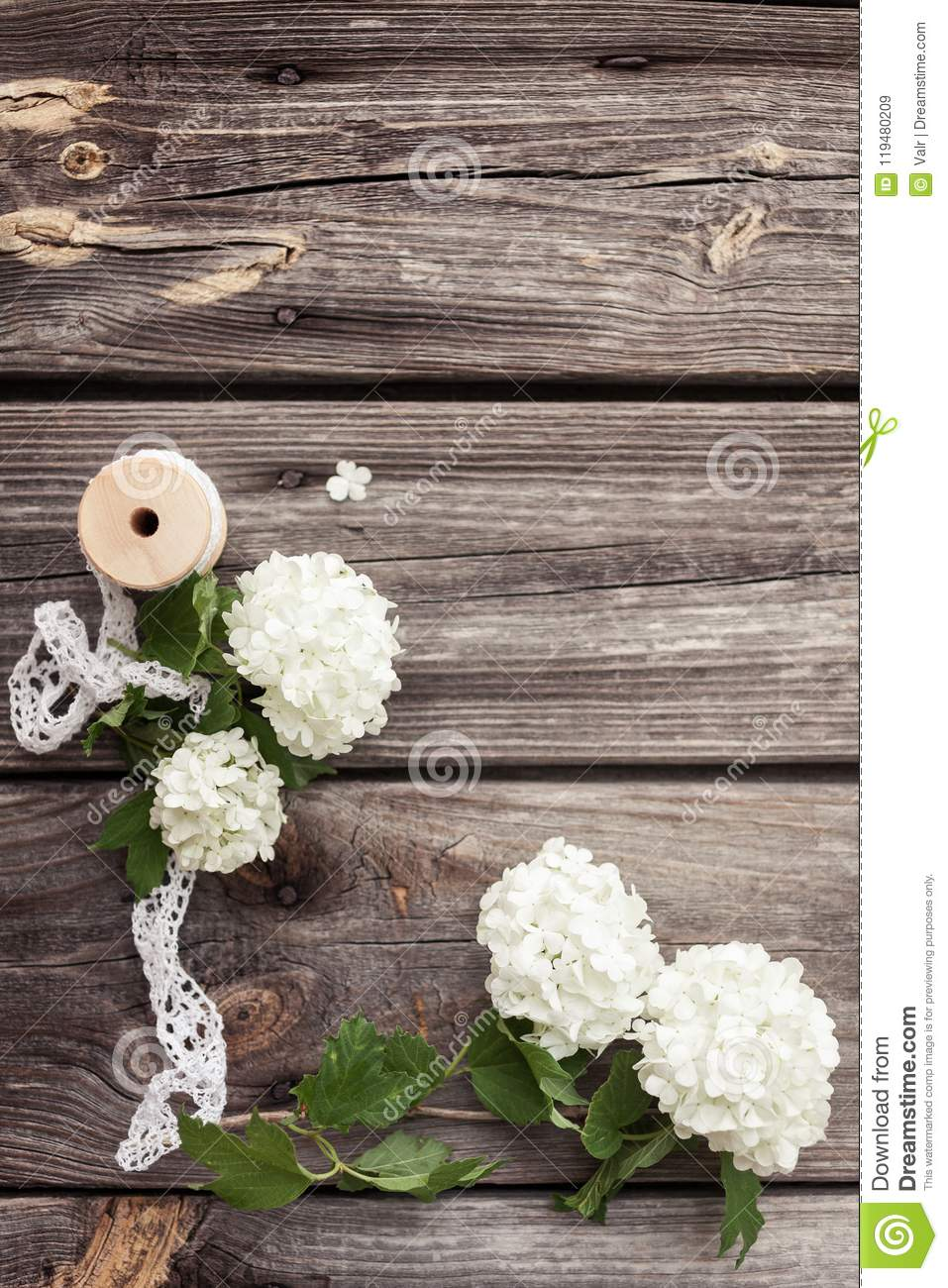 Bunch bouquet of white flowers with lace on dark aged weathered bunch bouquet of white flowers with lace on dark aged weathered wooden background mightylinksfo