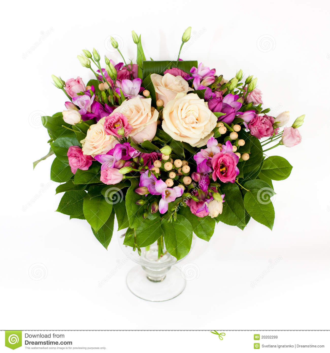 Bunch of flowers royalty free stock images image 20202299