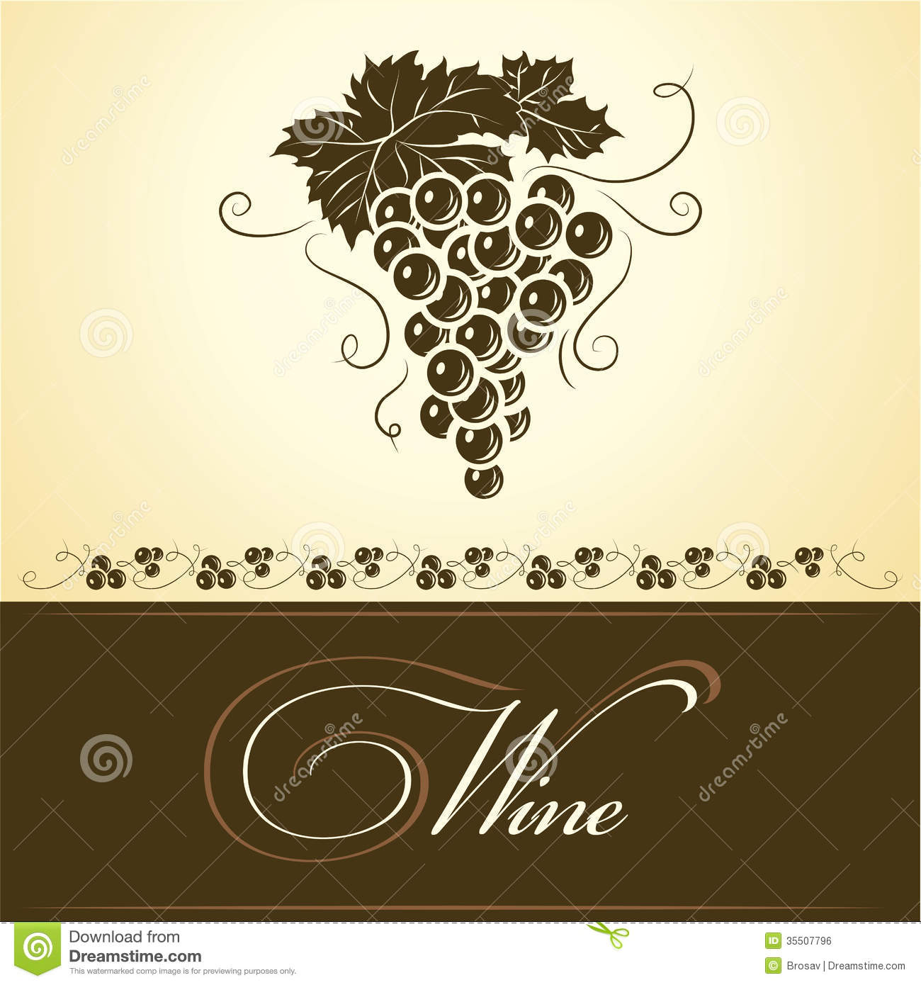 Wine Label Templates template for a reference for an employee – Wine Label Templates