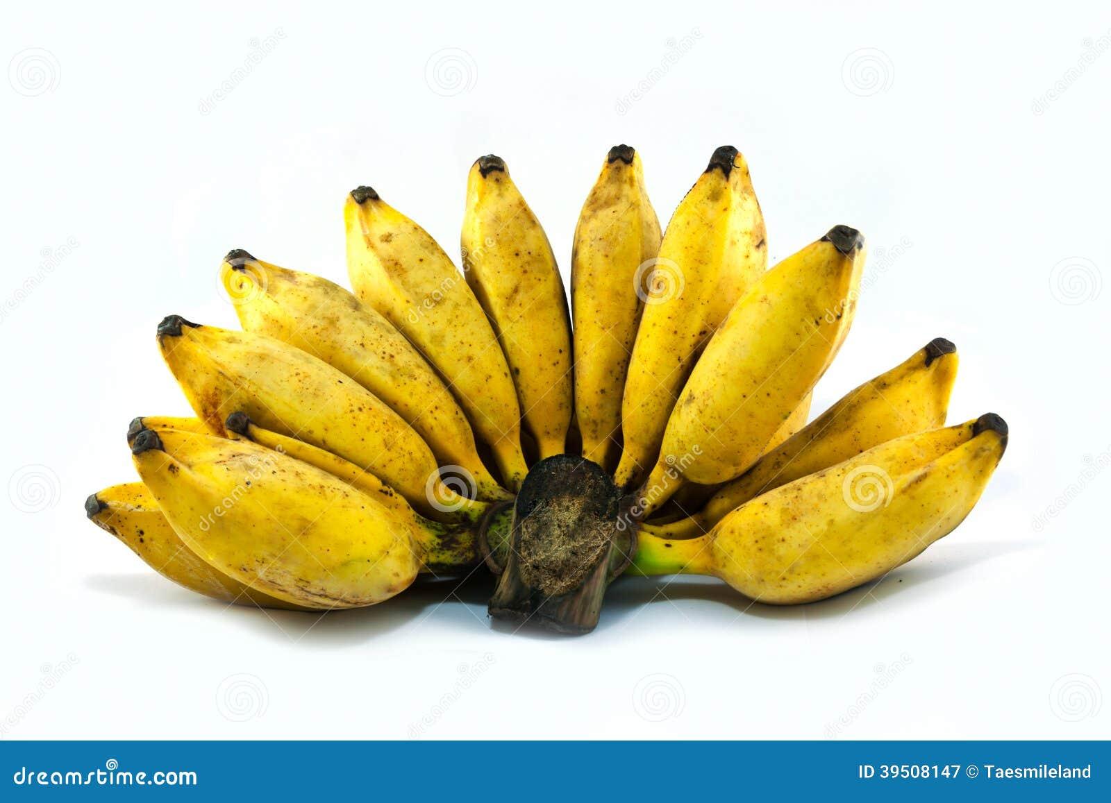 Bunch of overripe Bananas