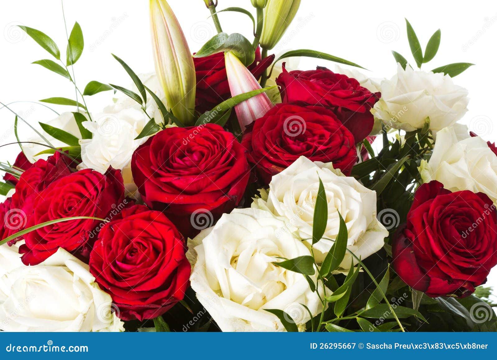 Bunch Of Roses Stock Image. Image Of Celebration, Petal