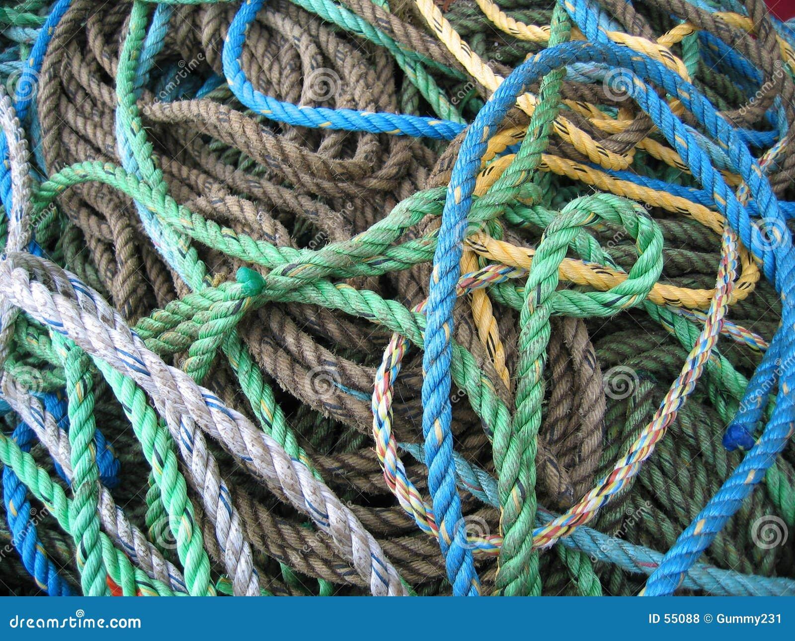 Bundel van kabels