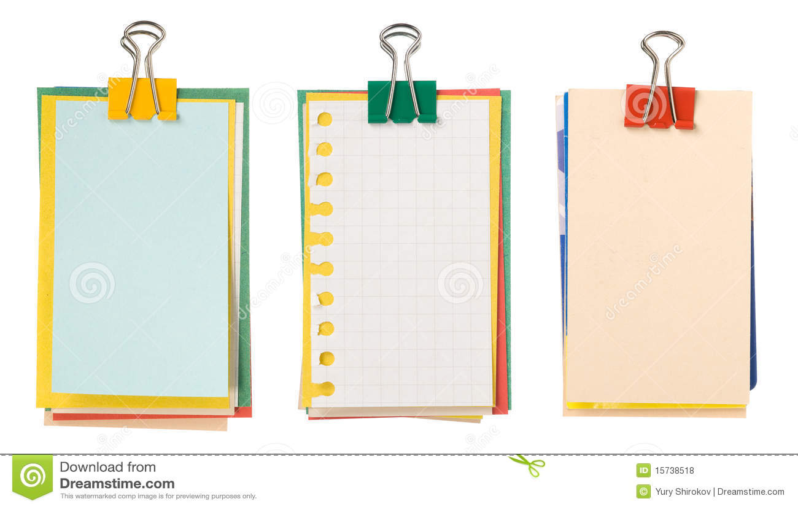 Bundle of paper