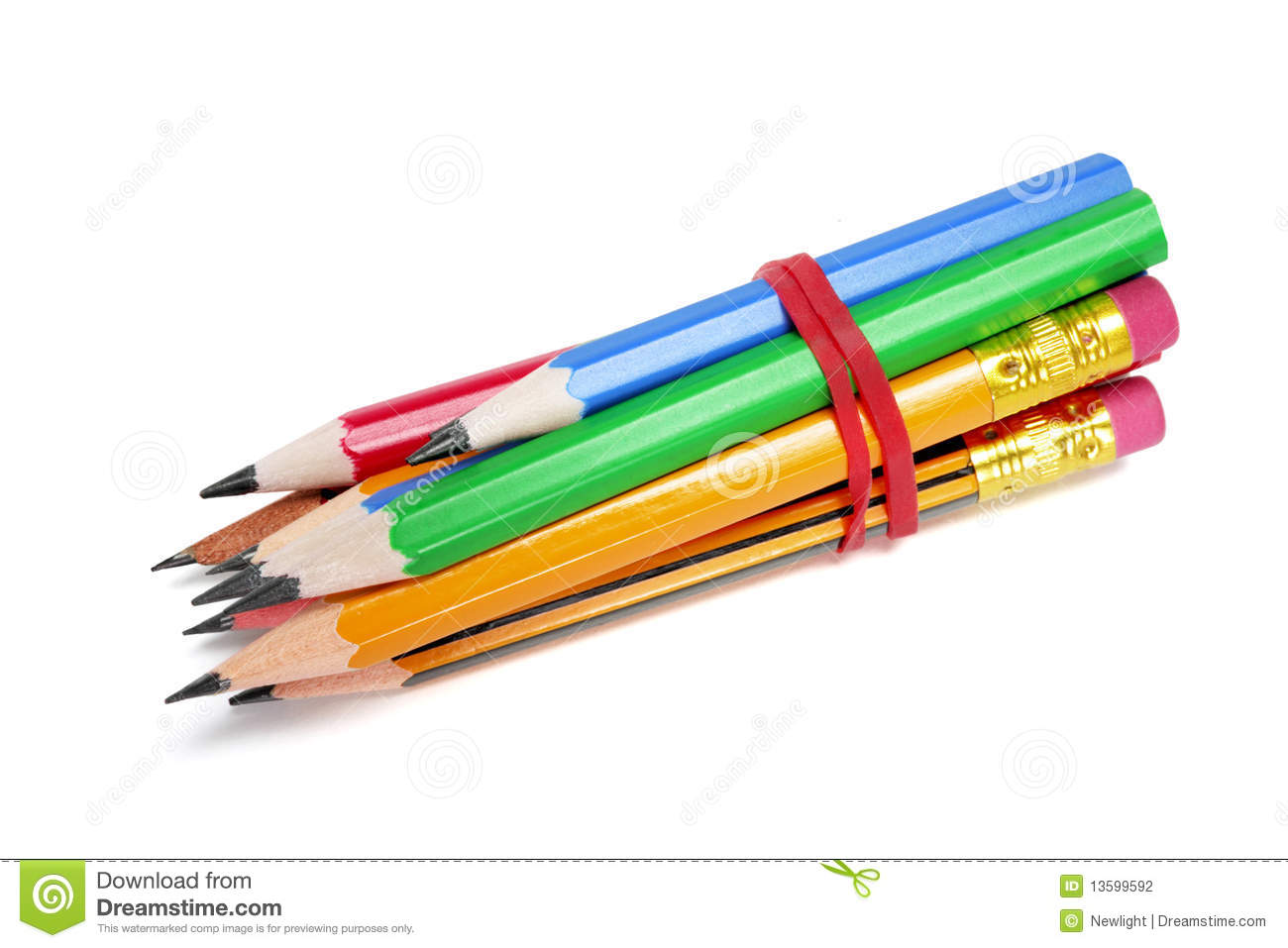 bundle of pencils stock photography image 13599592 spoon clipart paint spoon clip art free images