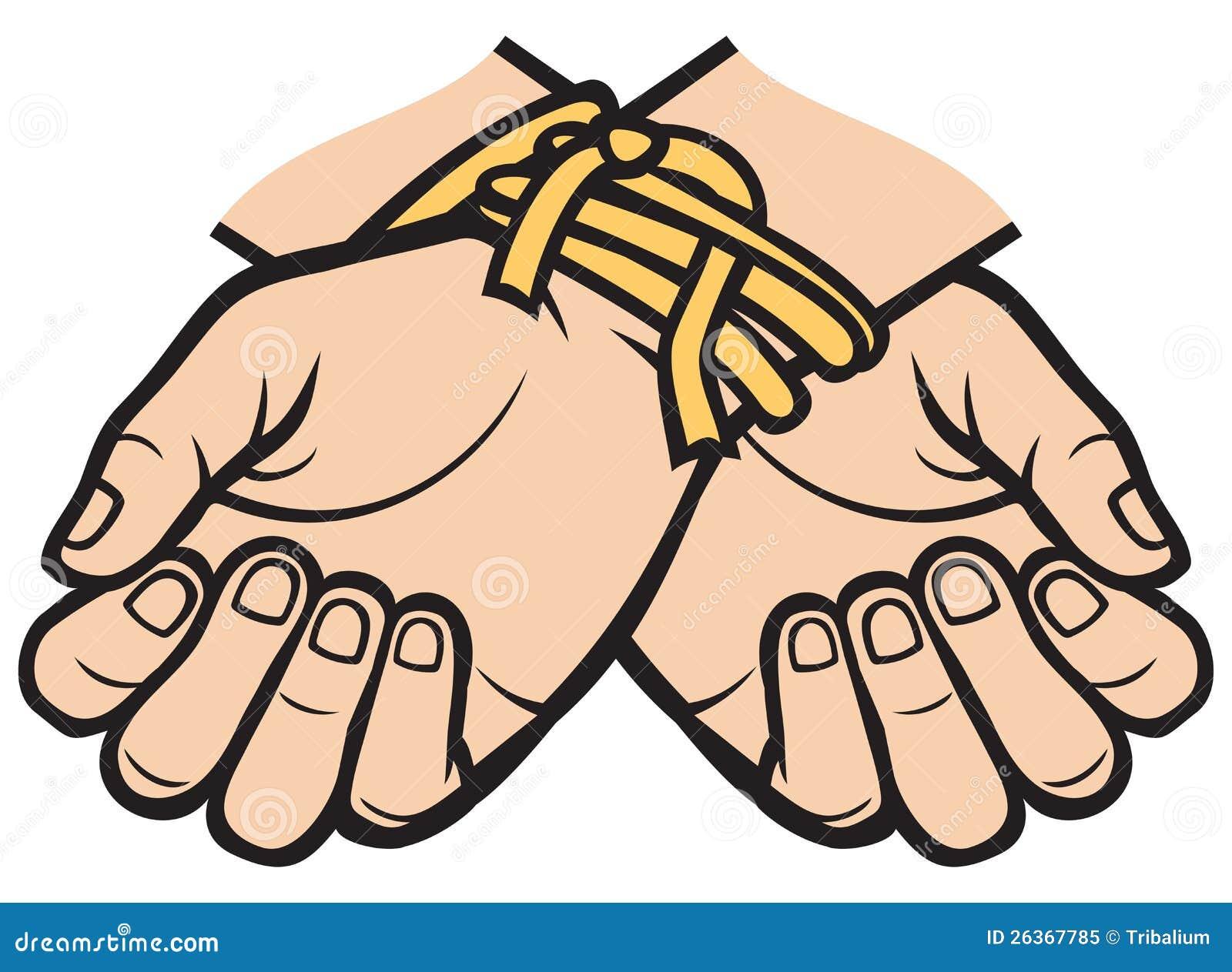 Bundna händer