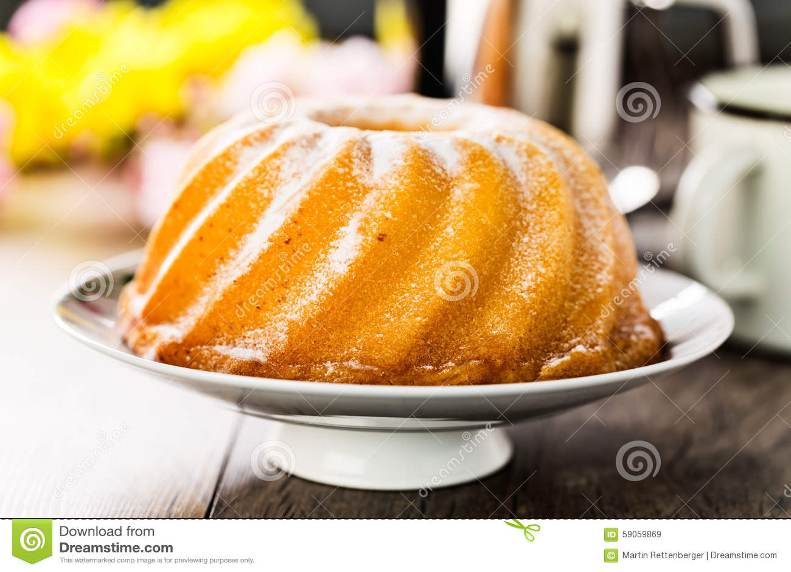 Coffee Bundt Cake Calories