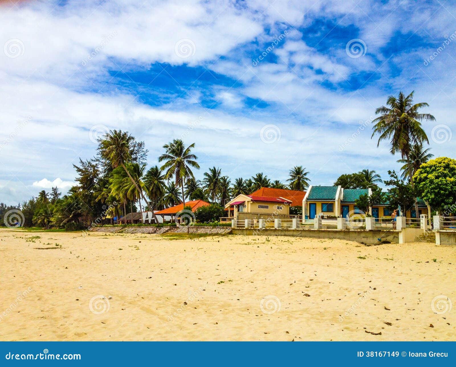 Bungalow della spiaggia