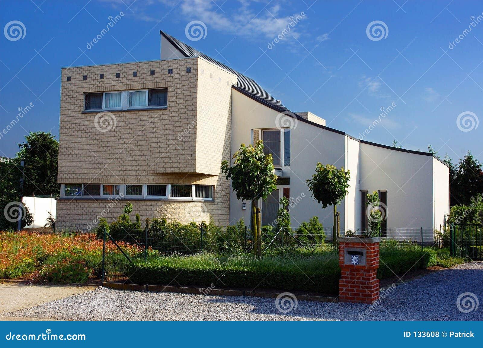 Bungalow, Landhaus.