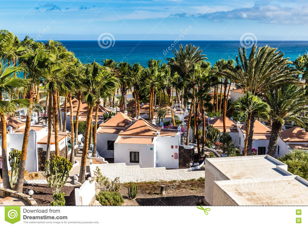 Bungalow Hotel Canary Islands