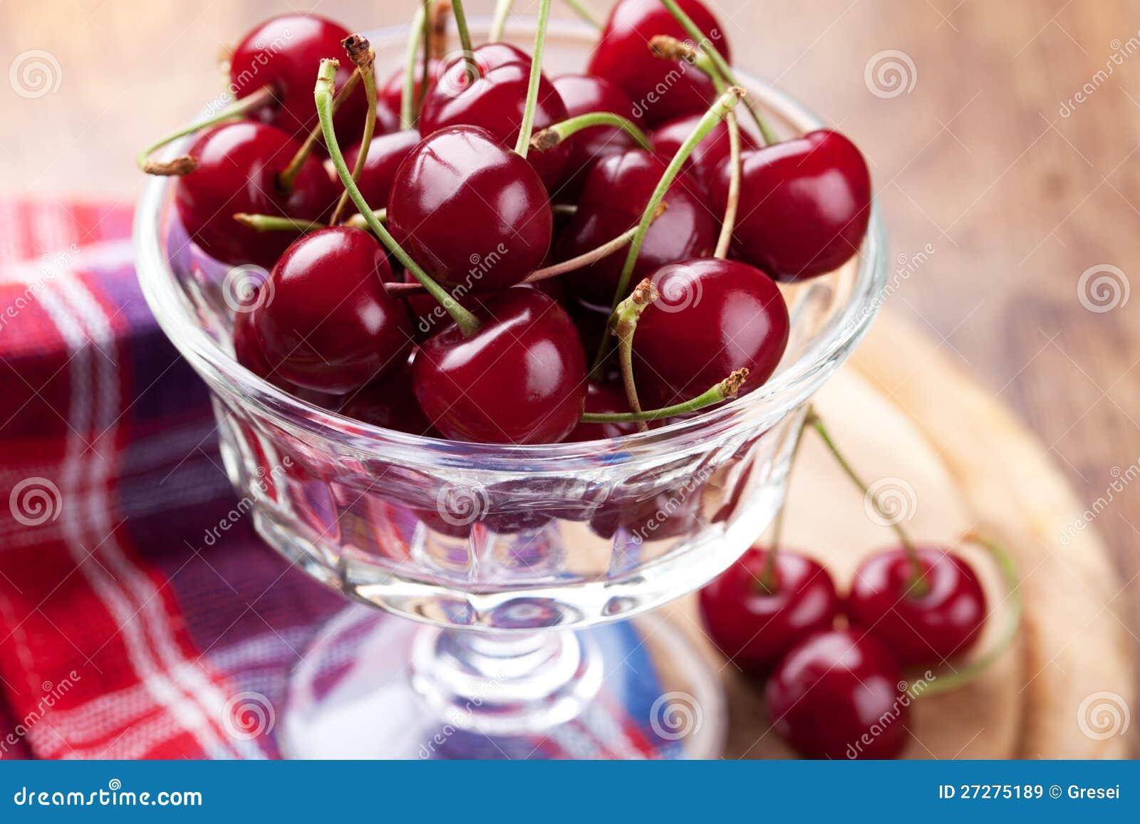 Bunke av det nya Cherryet