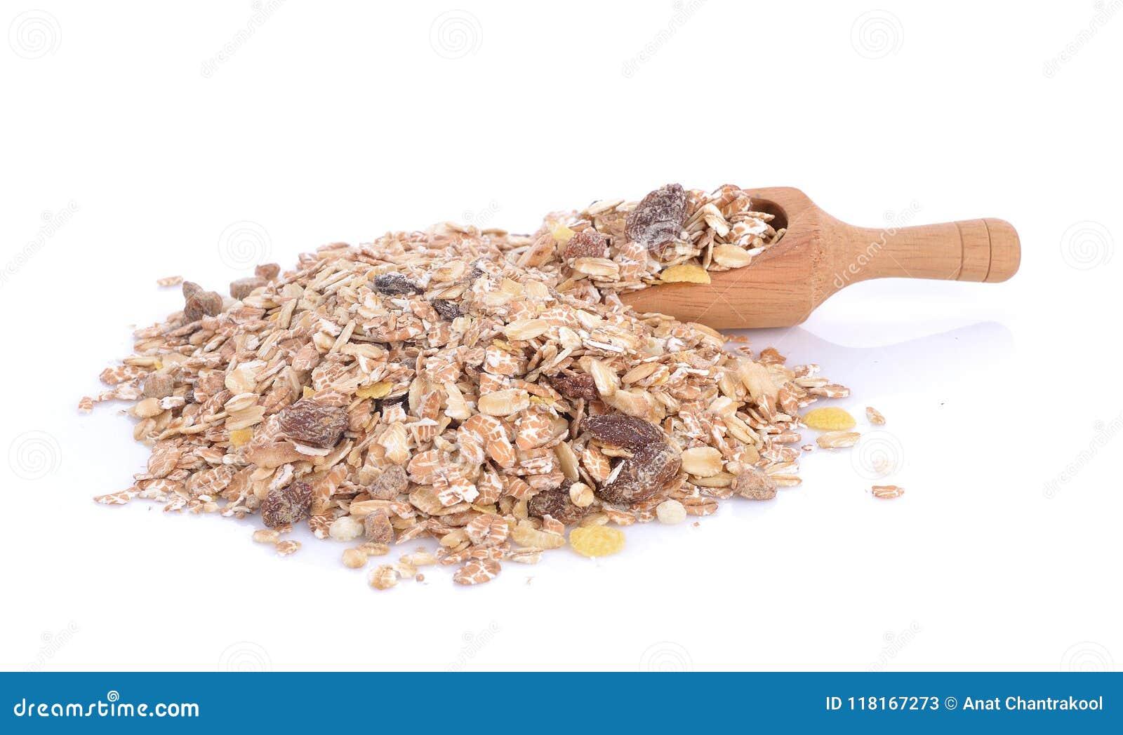 Bunke av frukostsädesslag