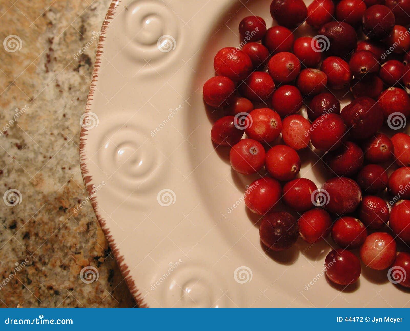 Bunkecranberries