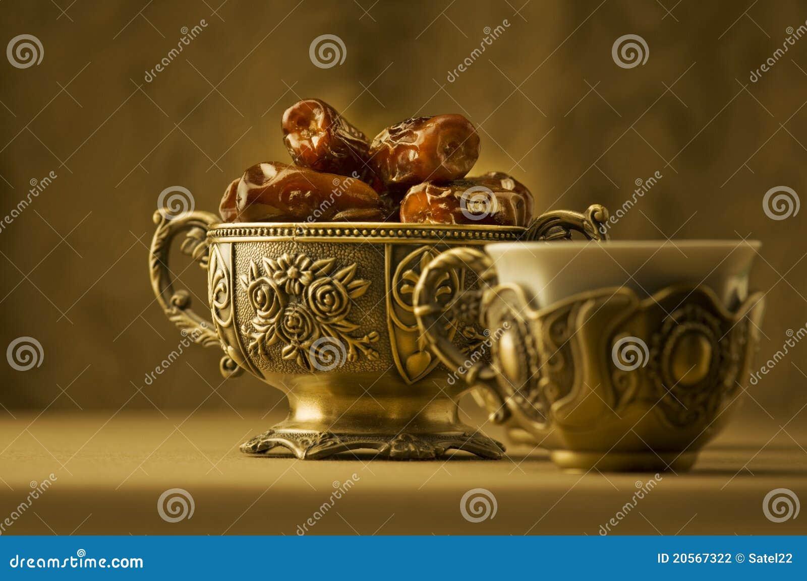 Bunken dates tea