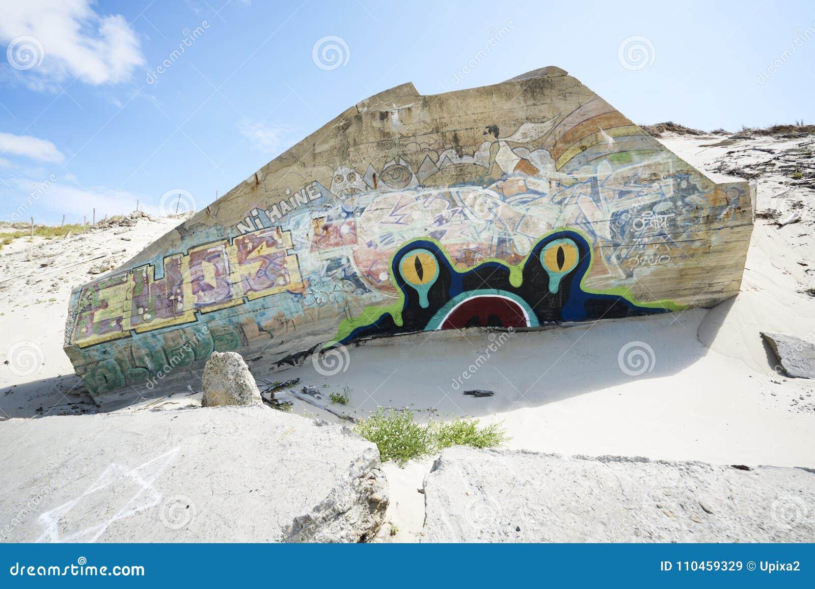 Bunkerdynsand