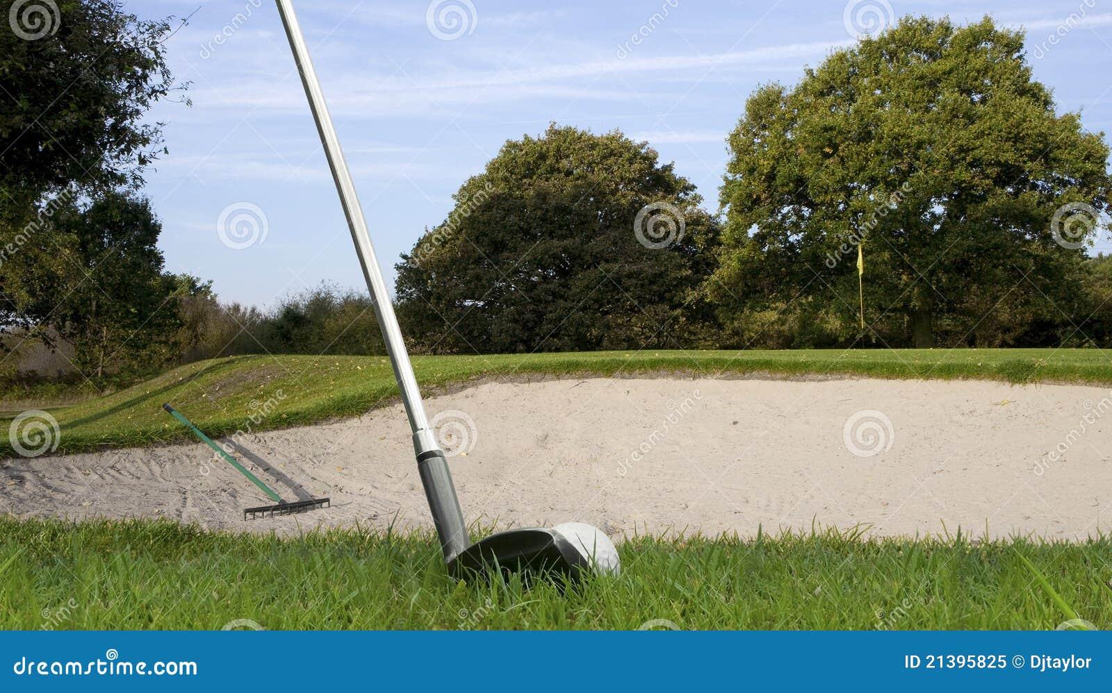 Bunkieru golf
