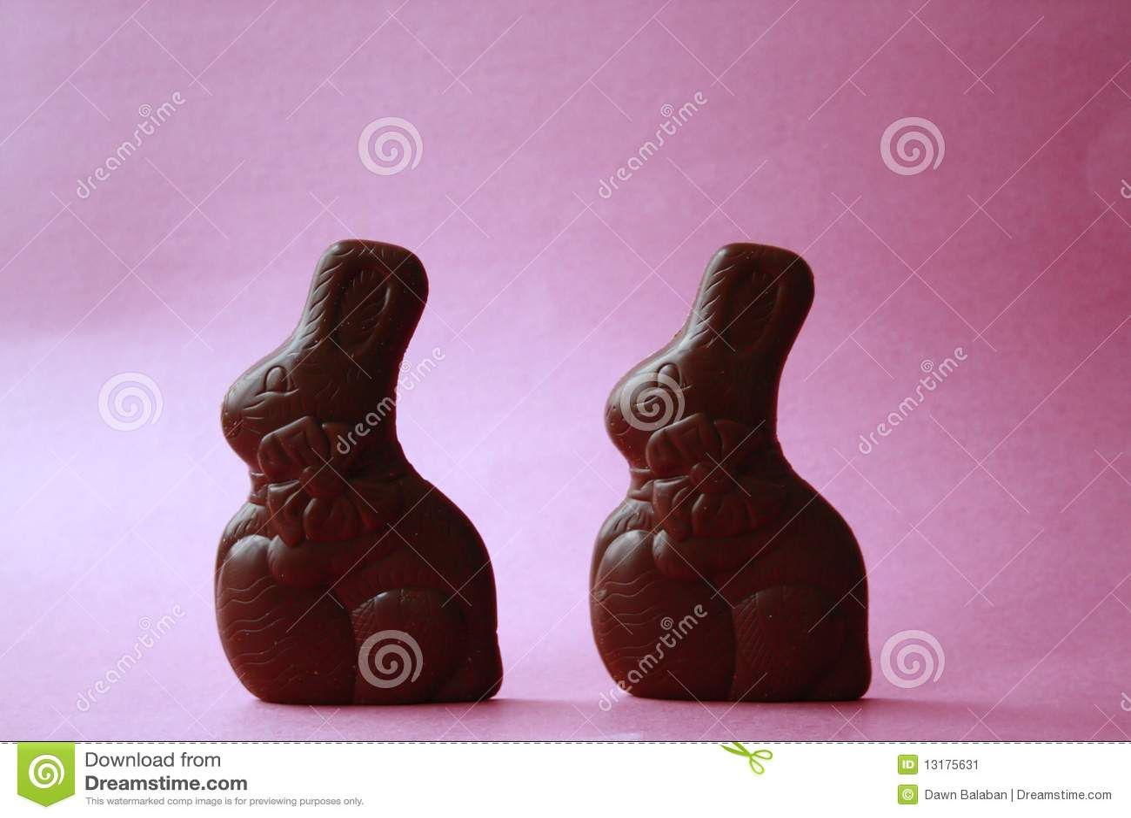 Bunnies σοκολάτα