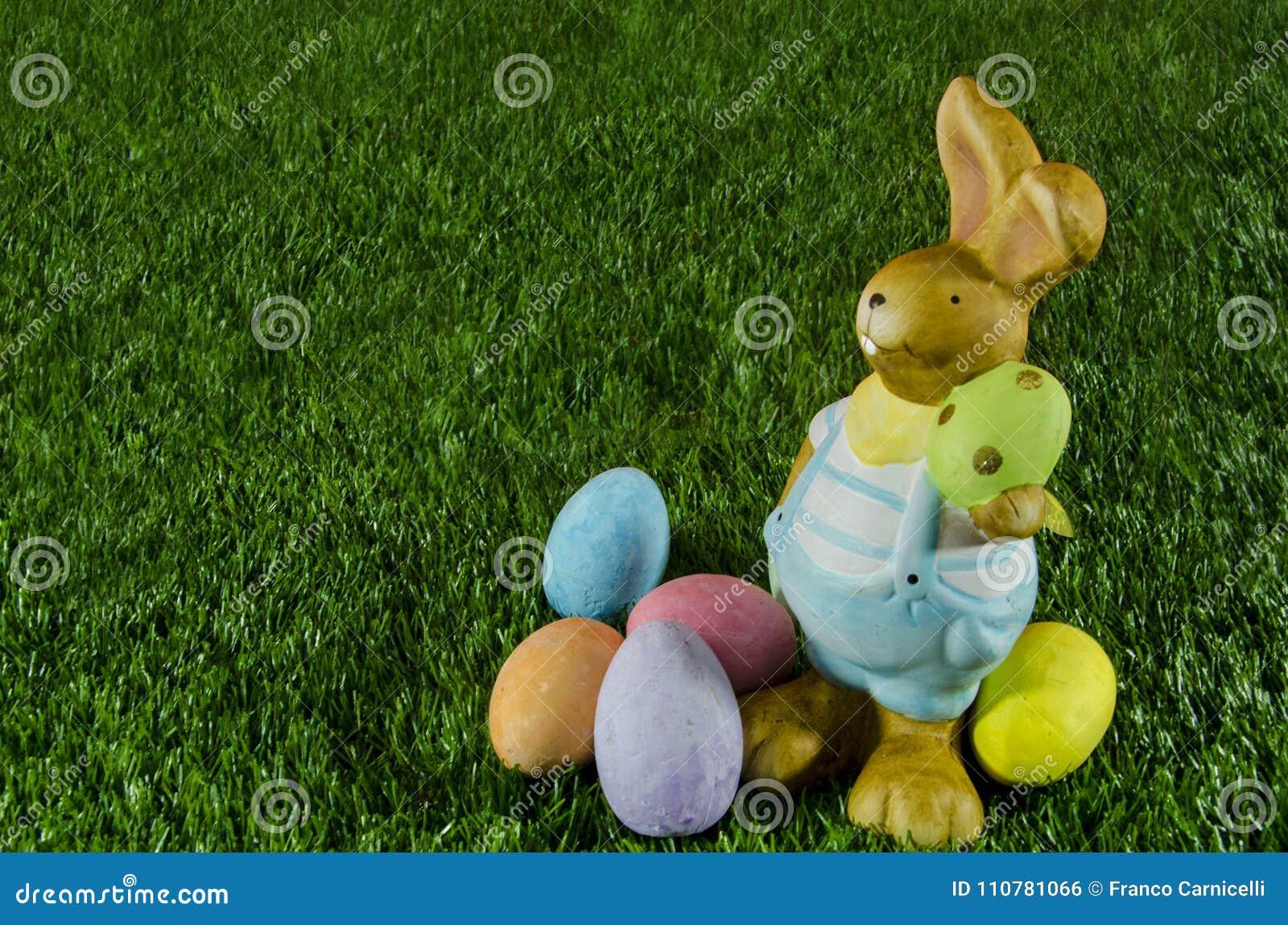 Bunny αυγά Πάσχας