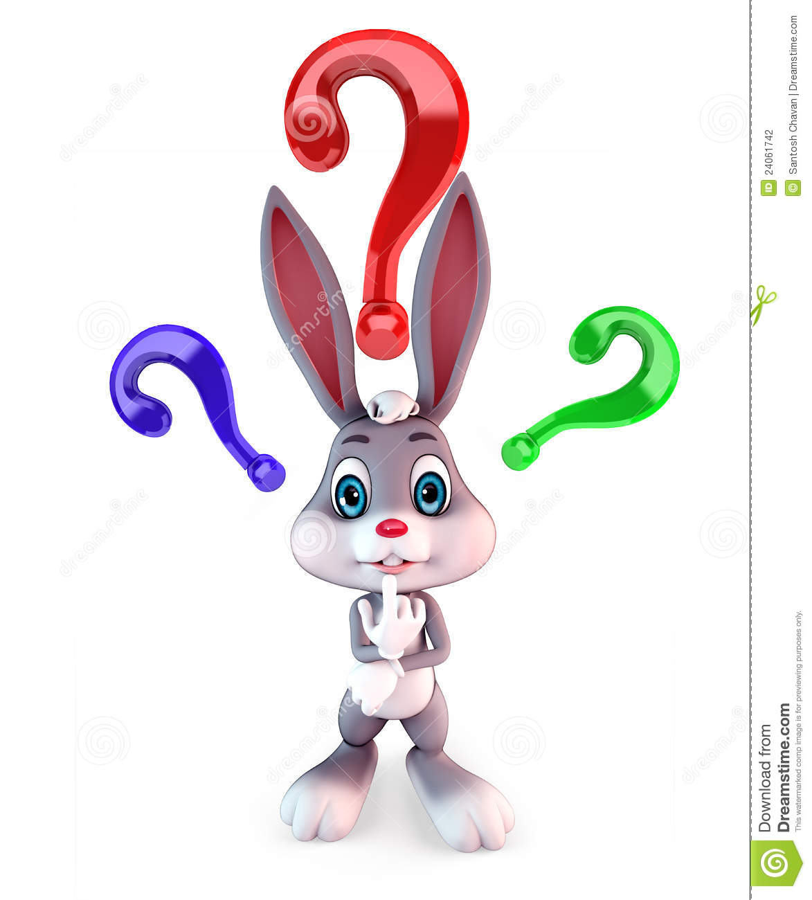 Stock Photography: Bunny. Image: 24061742
