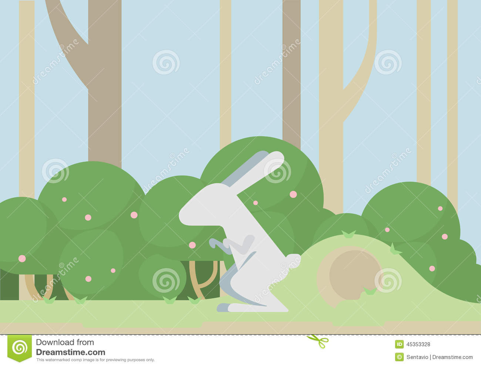 Bunny Hare Rabbit Flat Design Cartoon Vector Wild Animal Stock ... on lion on golf course, lamb on golf course, monkey on golf course, eagle on golf course, coyote on golf course, baboon on golf course, cow on golf course, gopher on golf course, helicopter on golf course, kangaroo on golf course, fox on golf course, bear on golf course, elk on golf course, fish on golf course, pigs on golf course, geese on golf course, ram on golf course, raccoons on golf course, deer on golf course, rattlesnake on golf course,