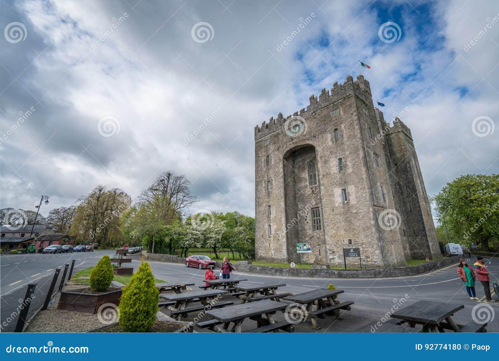Bunratty grodowy Ireland