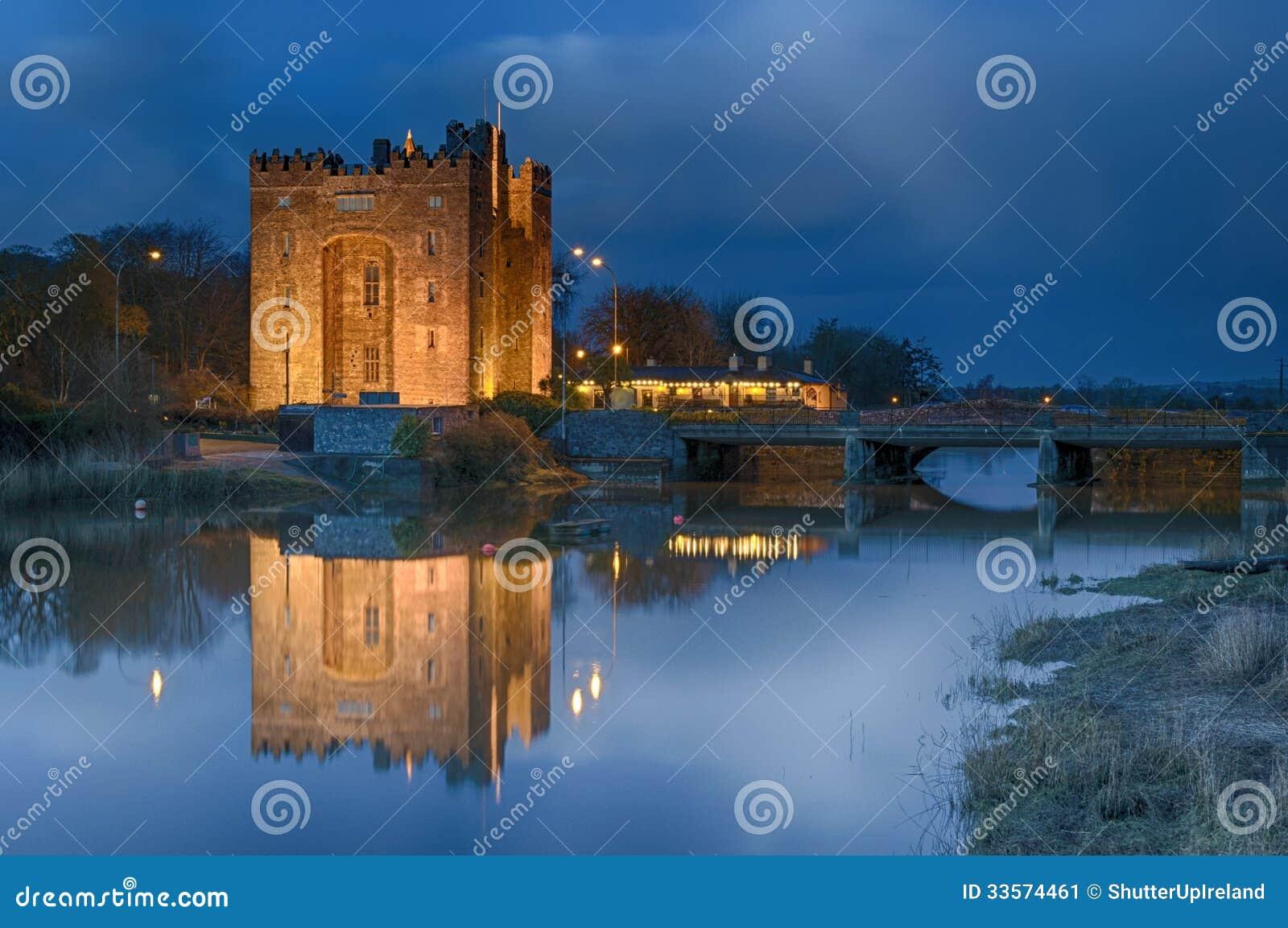 Bunratty kasztel Ireland