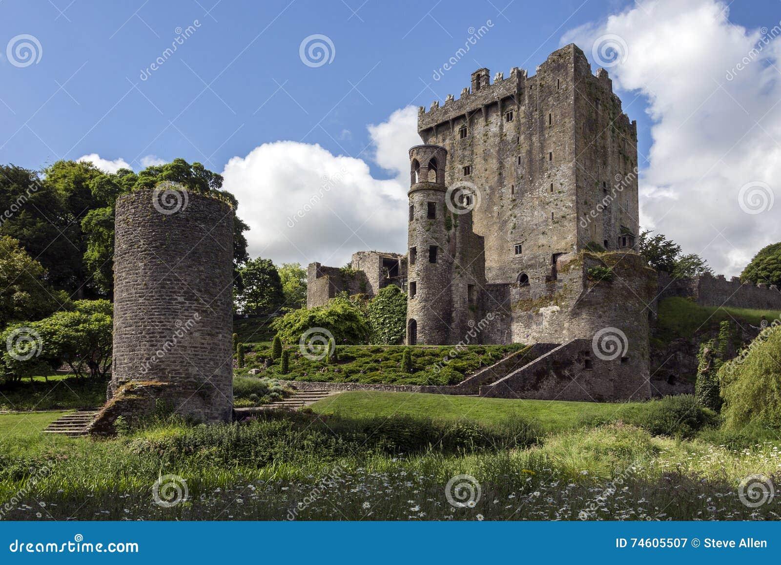 Bunratty kasztel republika Irlandia - okręg administracyjny Clare -