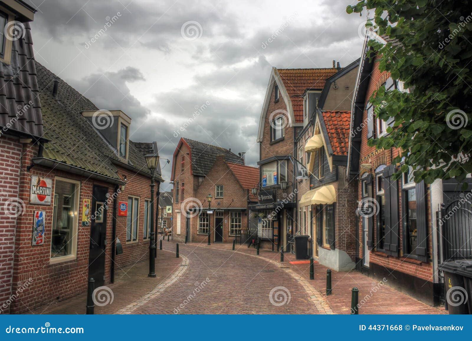 Bunschoten-Spakenburg, Paesi Bassi, Europa