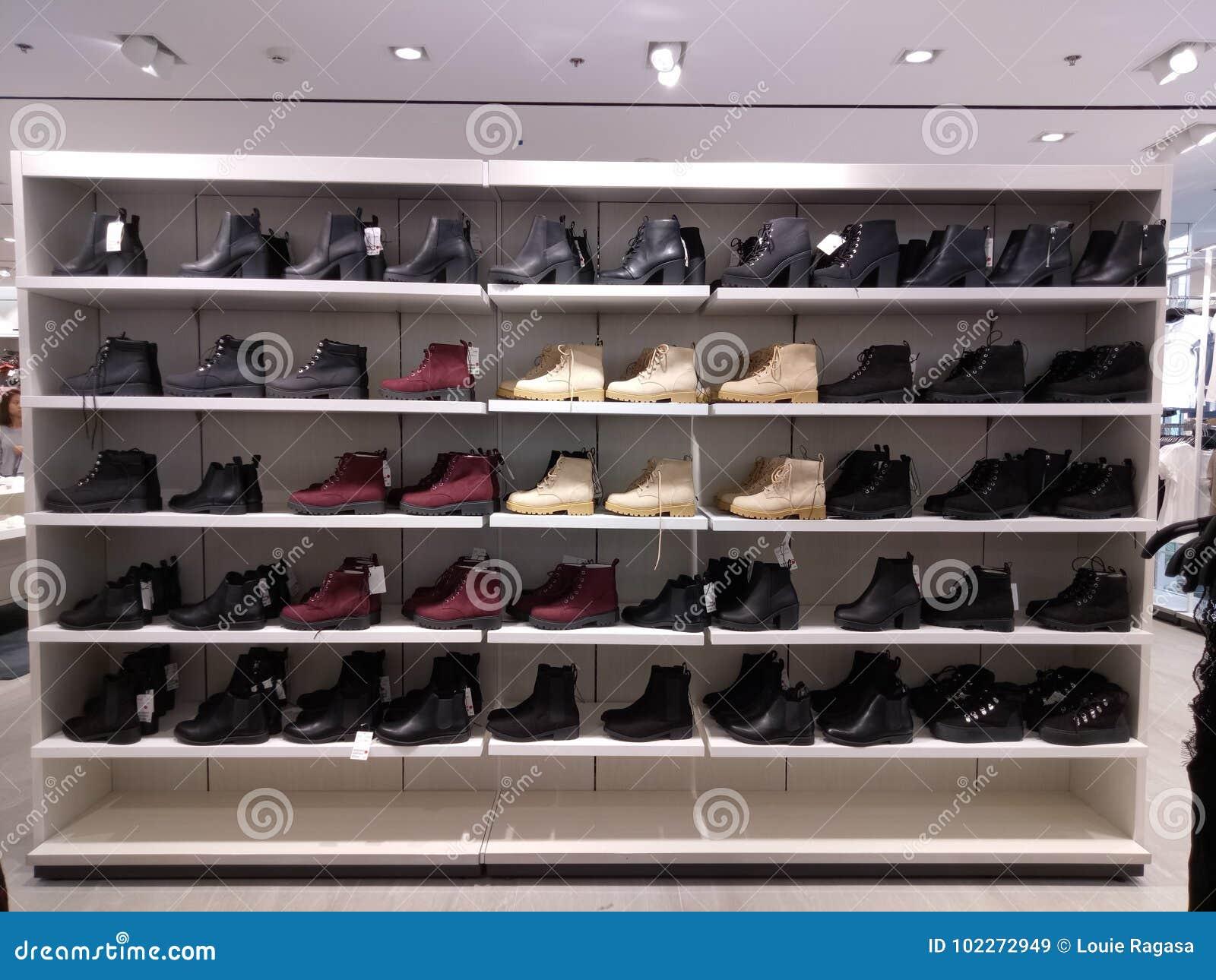 Bunt av men& x27; s-skor