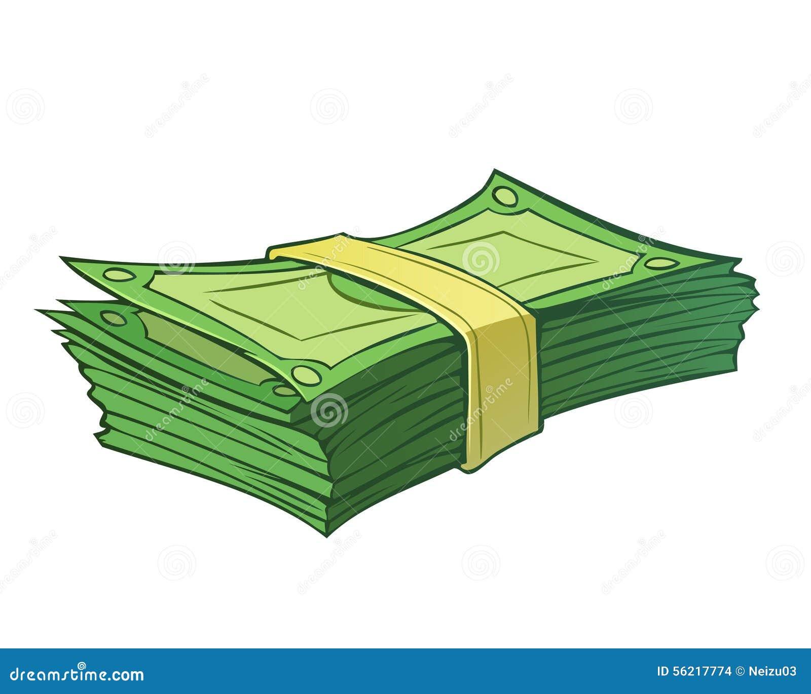 Bunt av pengar