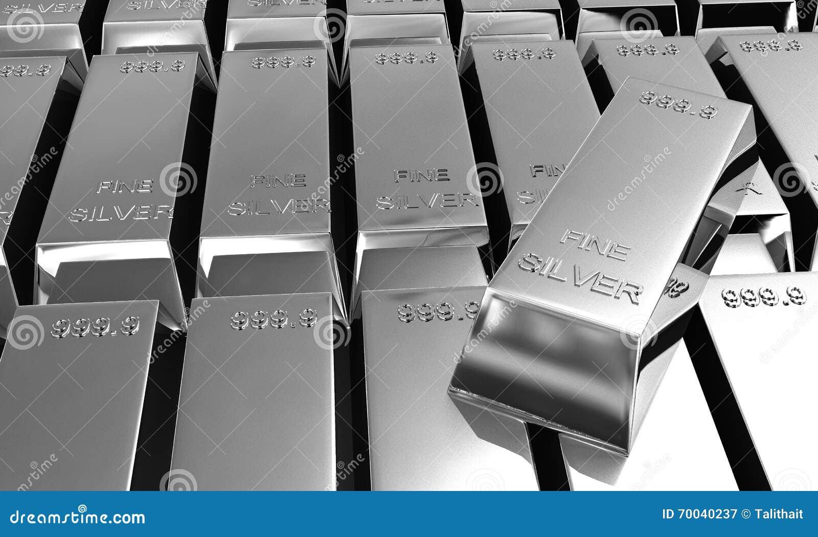 Bunt av silvertackor
