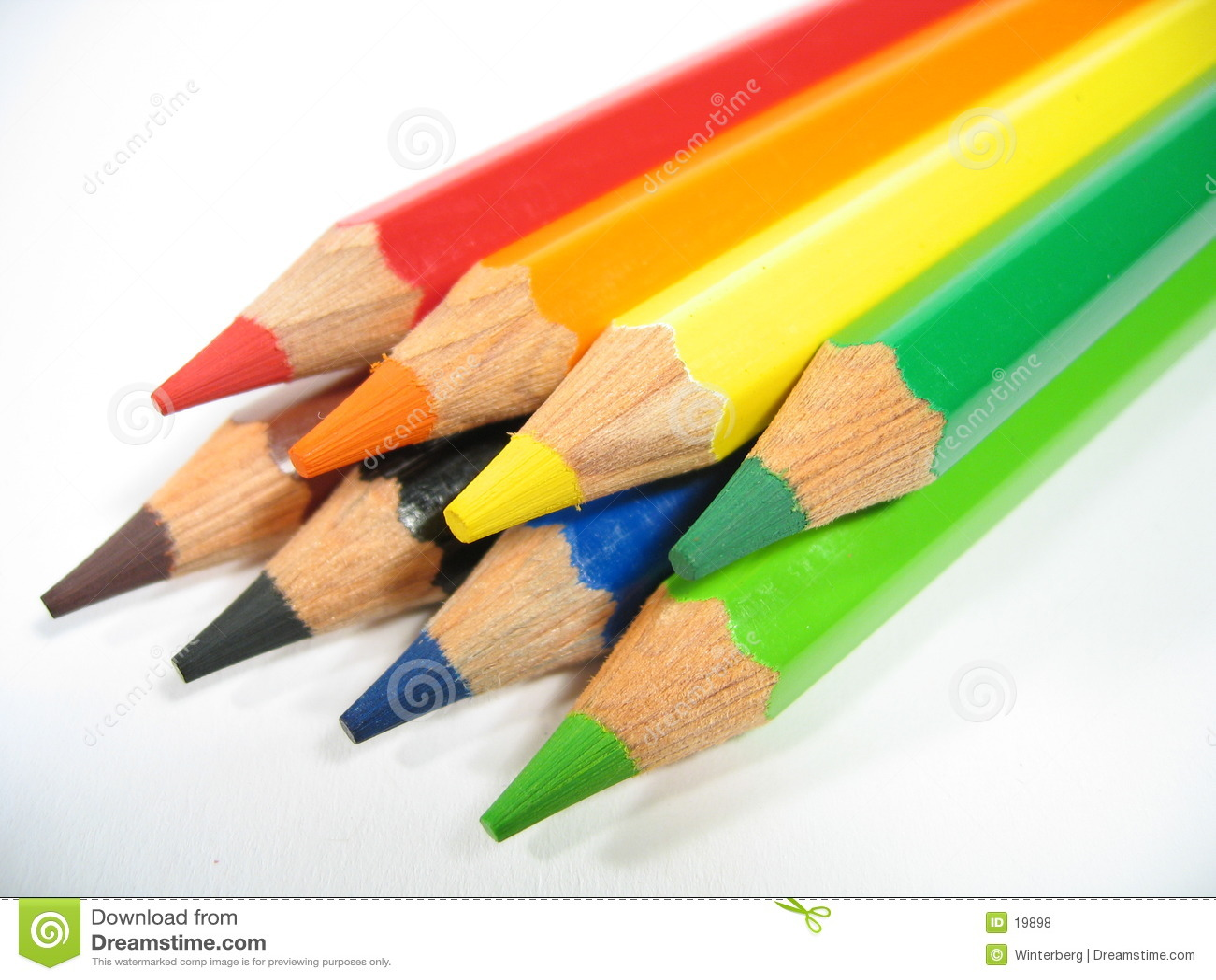 Bunt för crayon ii