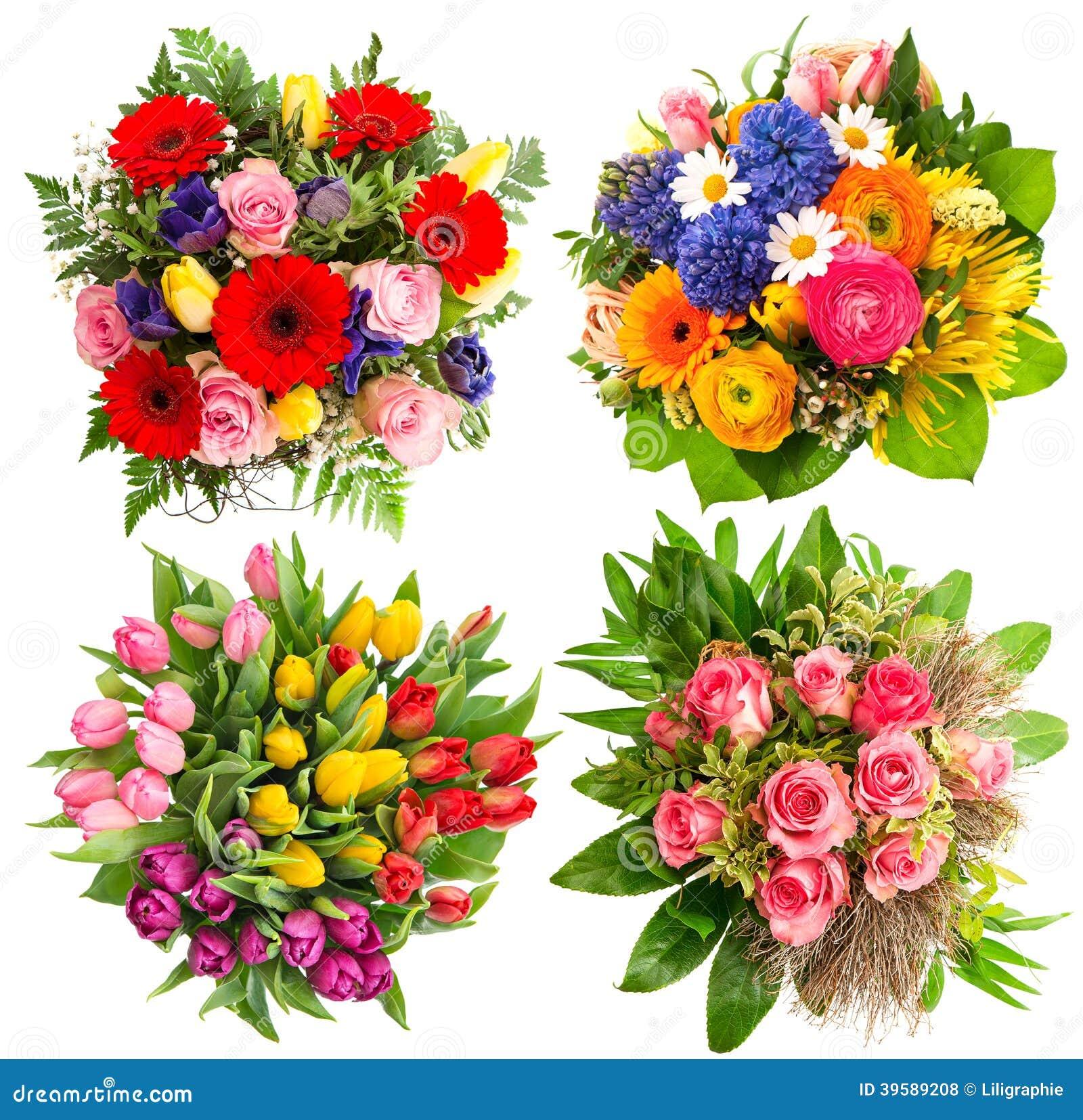 Hochzeit Blumen-Blumensträuße