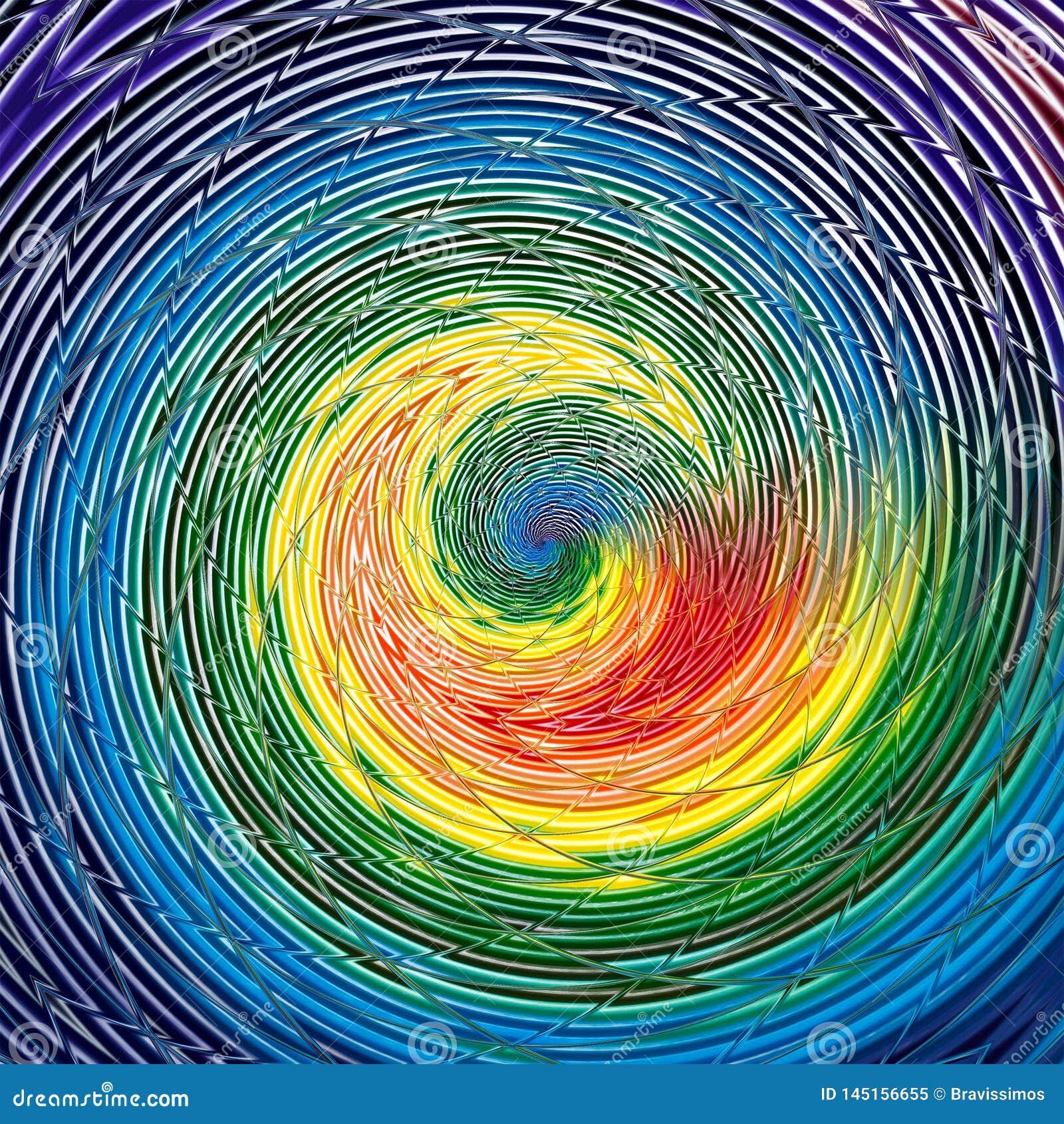 Bunte Farbe der Hintergrundmehrfarbenzusammenfassung graphik