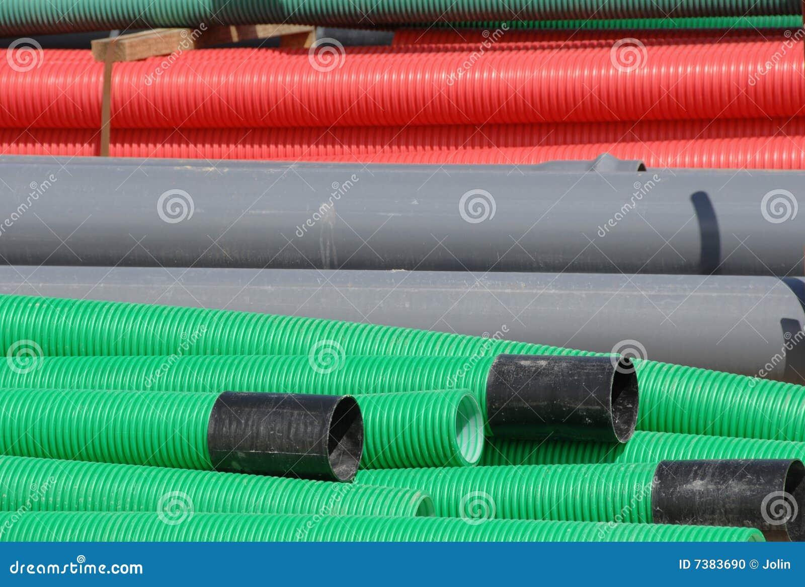 Erstaunlich Bunte Flexible Rohre Stockfoto - Bild: 7383690 QI62