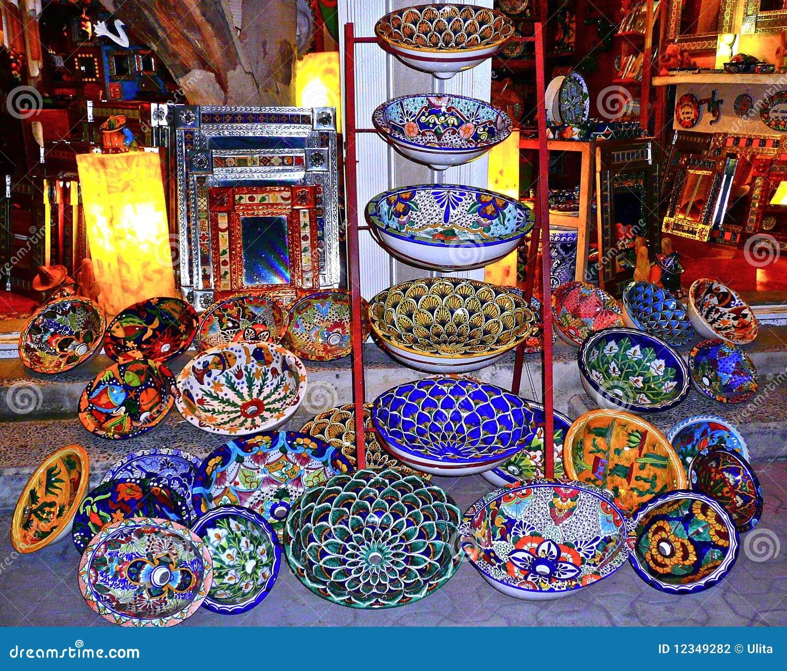 Cool Bunte Waschbecken Galerie Von Mexikanische