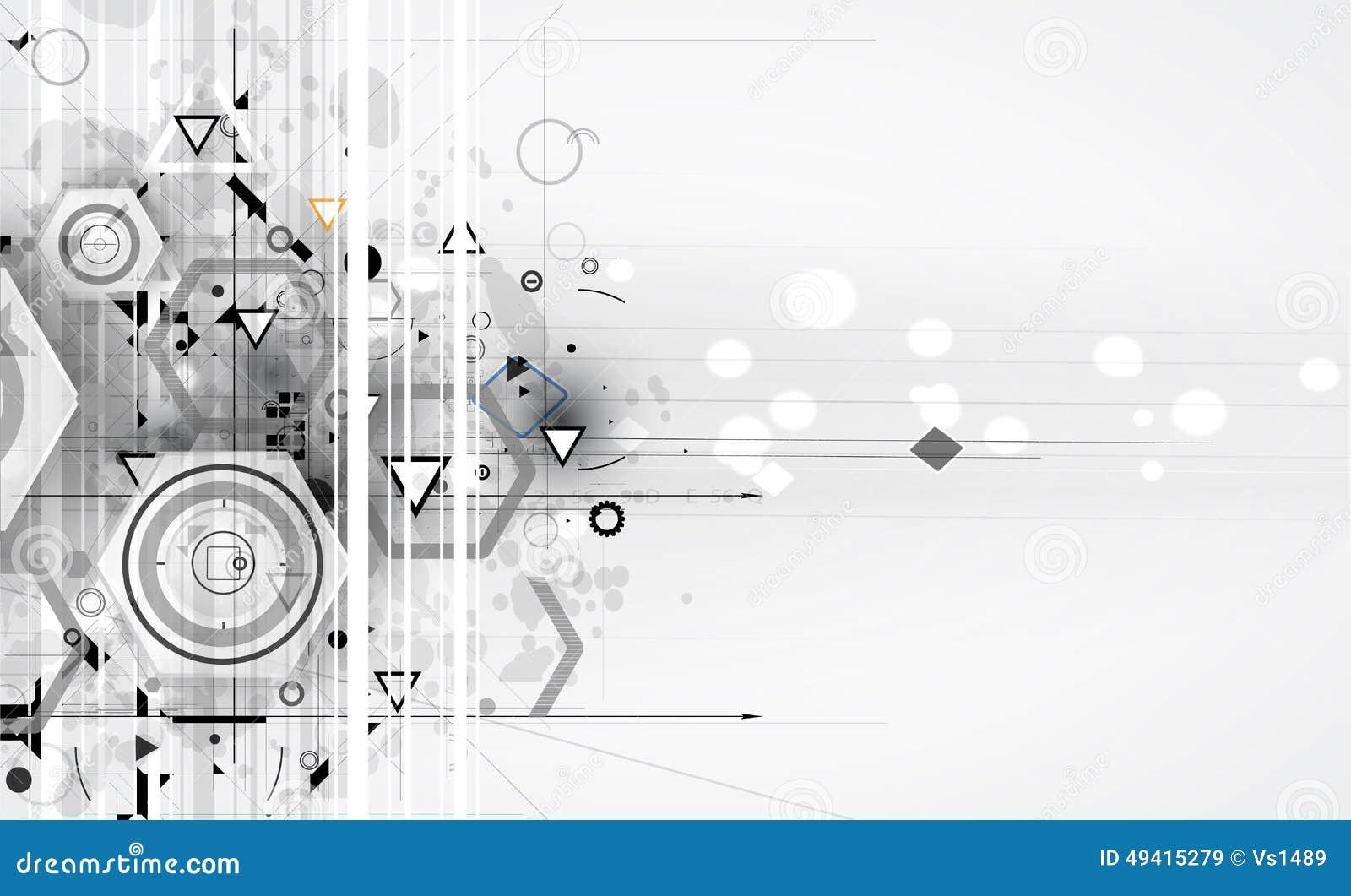Download Bunter Abstrakter Geometrischer Hintergrund Für Design Vektor Abbildung - Illustration von konzept, broschüre: 49415279