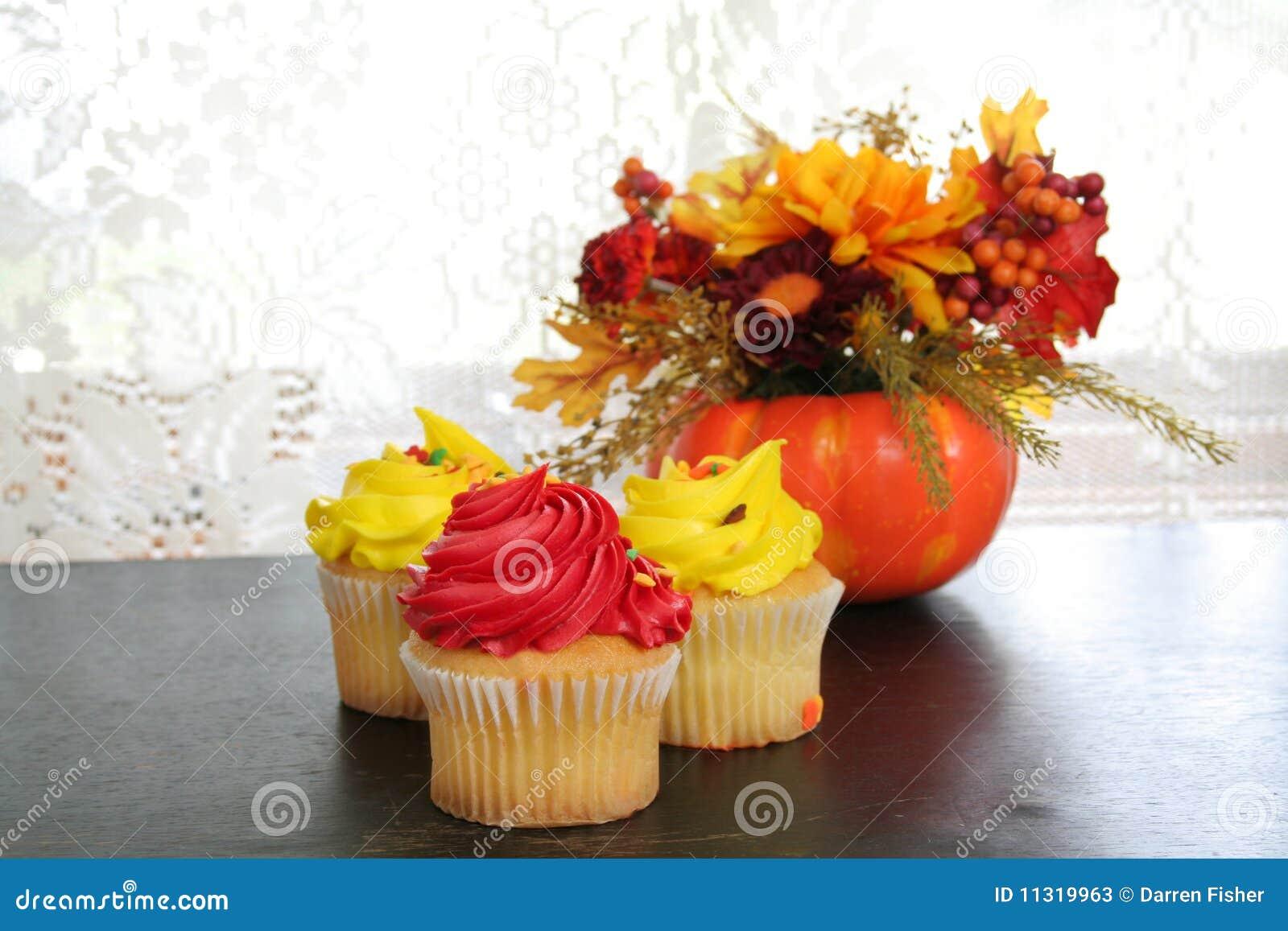 Bunter kleiner Kuchen