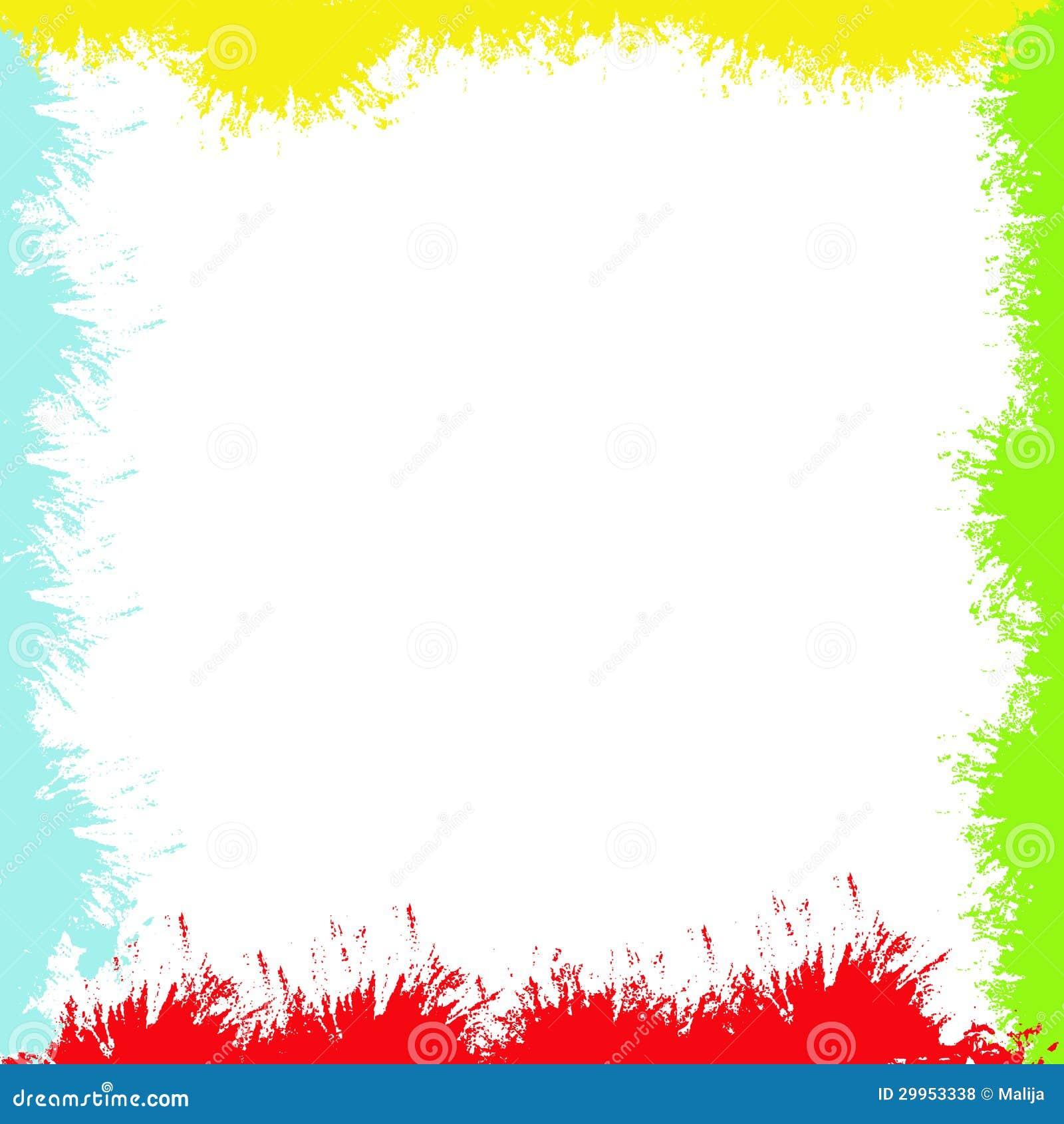 Fantastisch Spiegelrahmen Farbe Zeitgenössisch - Rahmen Ideen ...