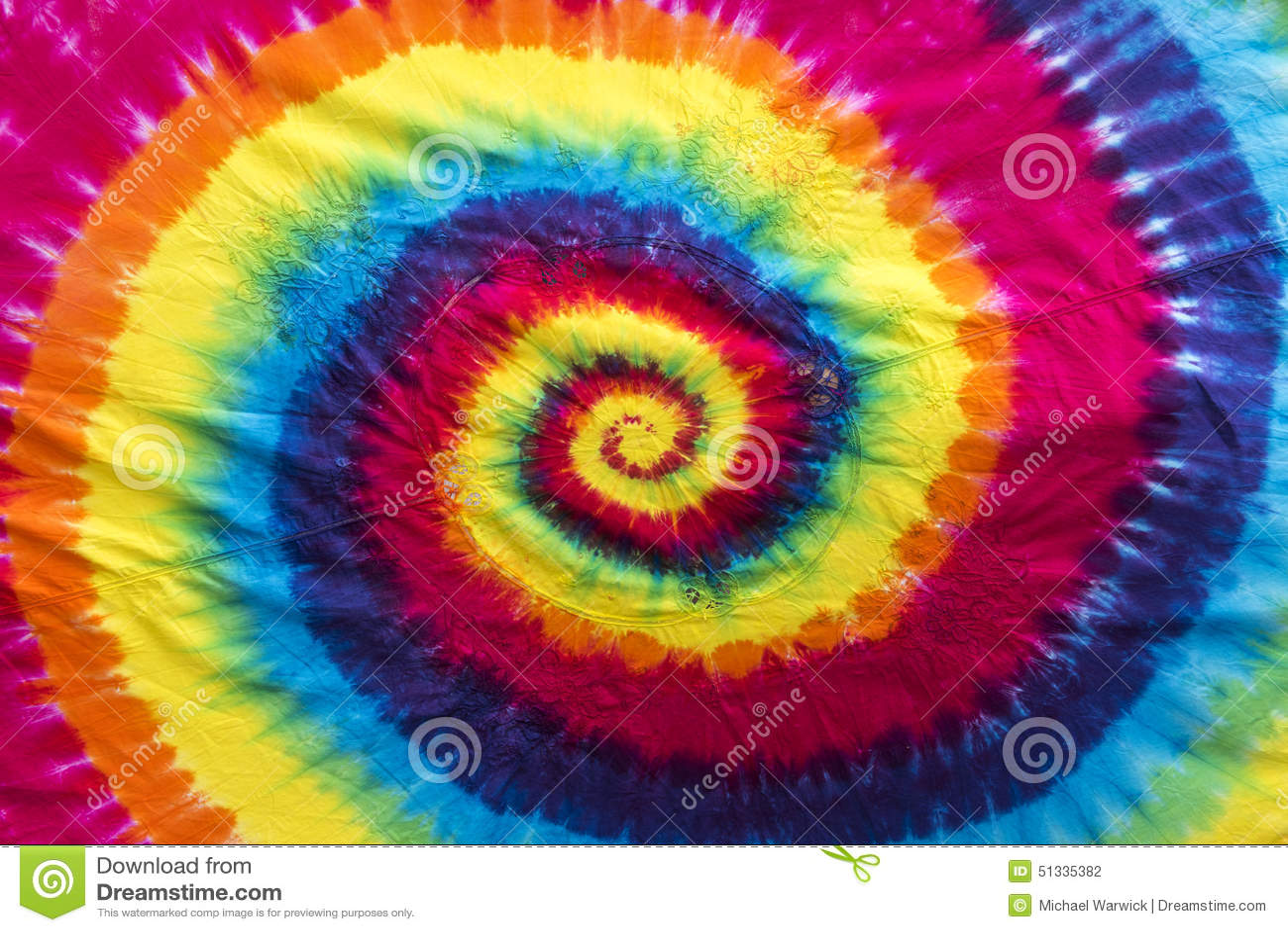 Buntes Bindungs-Färbungs-Spiralen-Muster-Design Stockfoto - Bild von ...