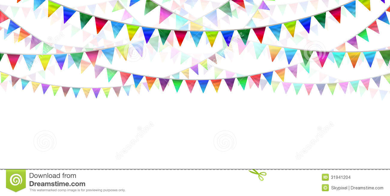 Bunting Flags Stock Images Image 31941204