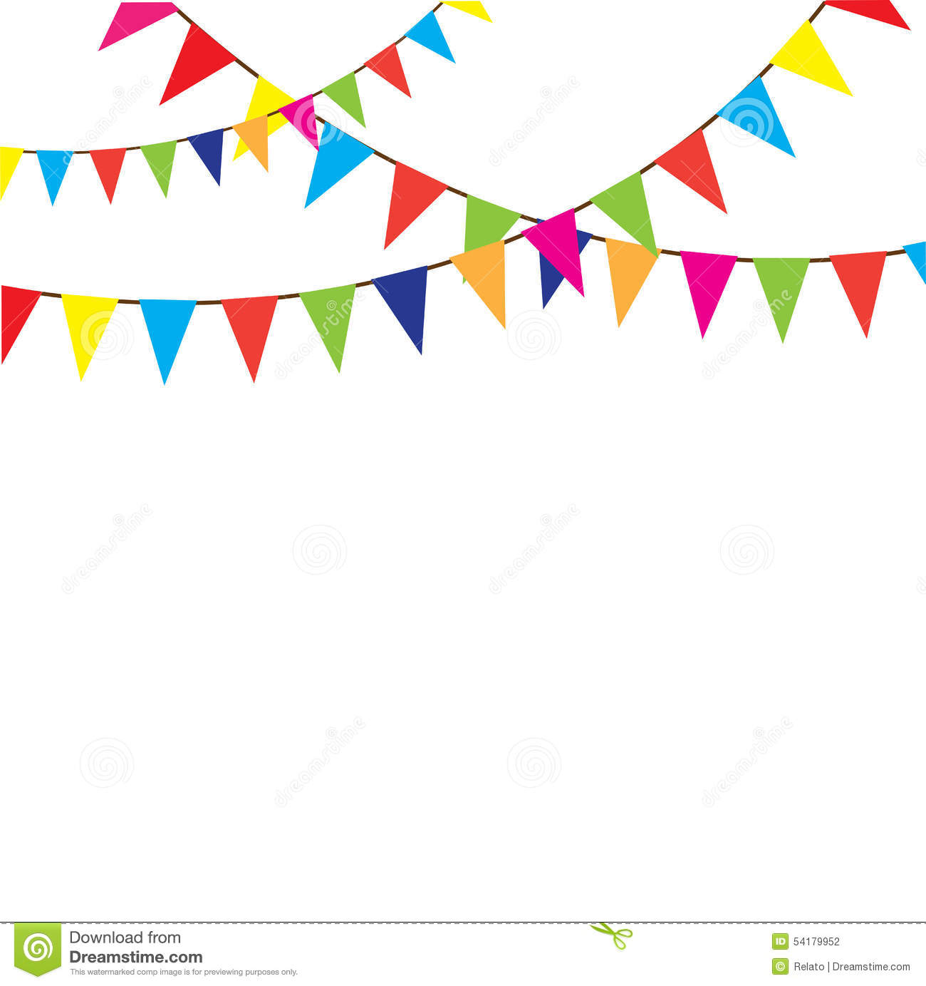 Bunting Cartoons Illustrations Amp Vector Stock Images
