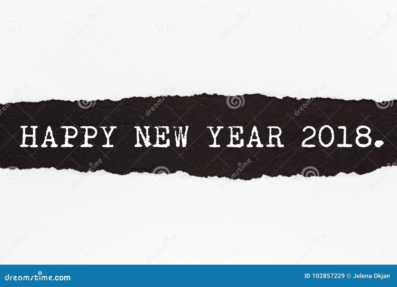 Buon anno 2018