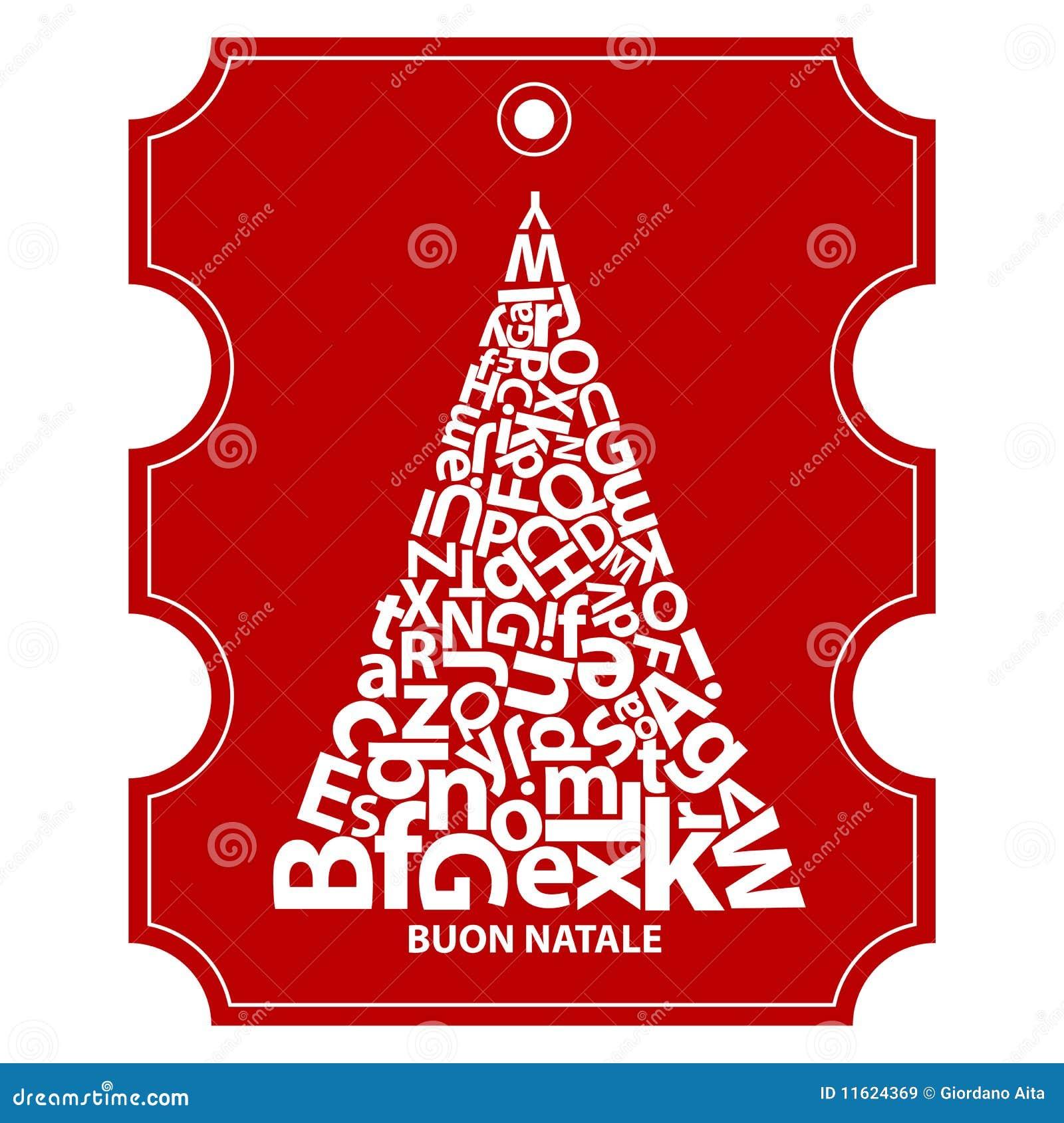 Immagini Natale Free.Buon Natale Stock Vector Illustration Of Decorative 11624369