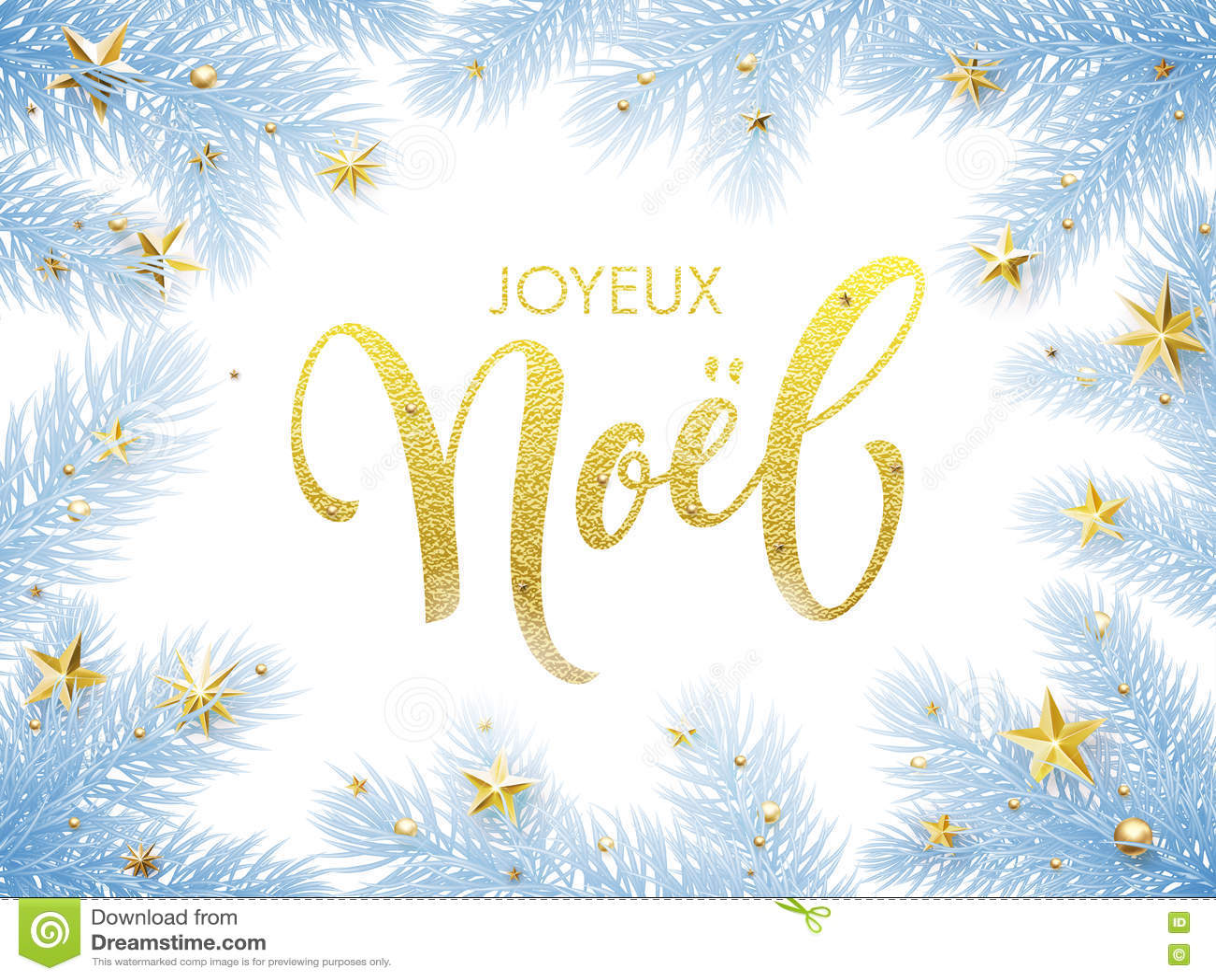 Auguri Di Buon Natale Francese.Buon Natale In Francese La Cartolina D Auguri Di Joyeux Noel