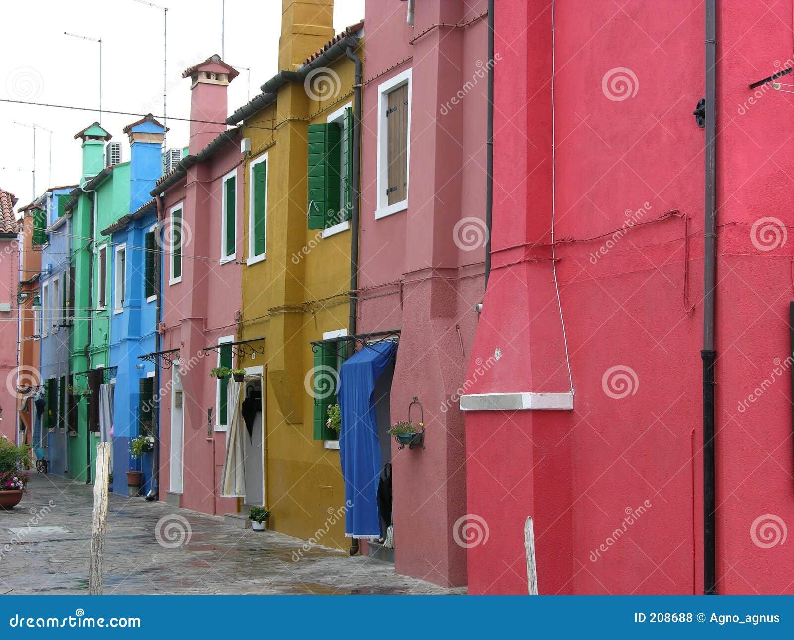 Burano Venezia Italia