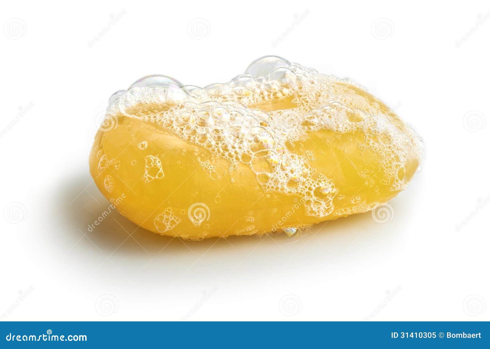 Imagenes De Jabon De Baño:Yellow Soap Bubbles