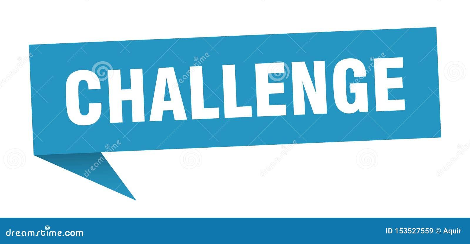 Burbuja del discurso del desafío
