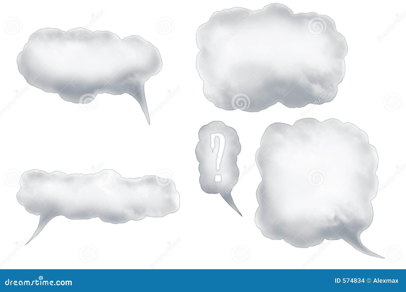 Burbujas 1 del discurso